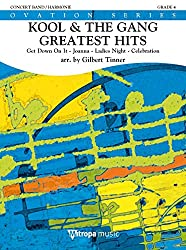 Kool & the Gang Greatest Hits Concert Band/Harmonie-Partition+Parties Separees