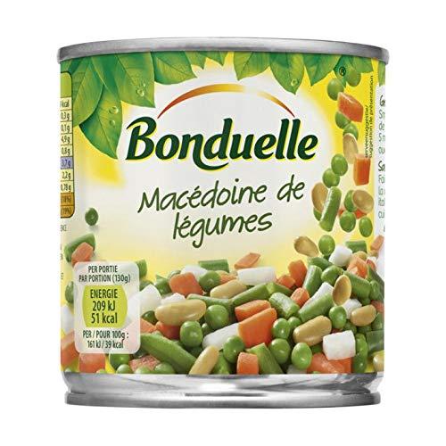 Bonduelle Macédoine de Légumes Sane Verdure in scatola 200G
