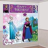 Amscan Disney Frozen Scene Setter Kit