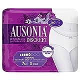 Ausonia Discreet Braguitas, Pants Talla G x 7