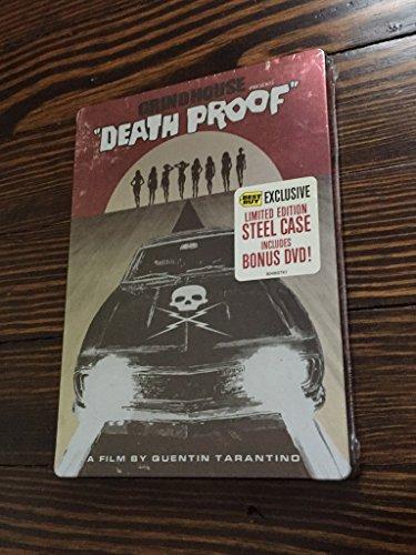 Grindhouse Presents: Death Proof - (Best Buy - Limited Edition Steel Case & Bonus DVD)