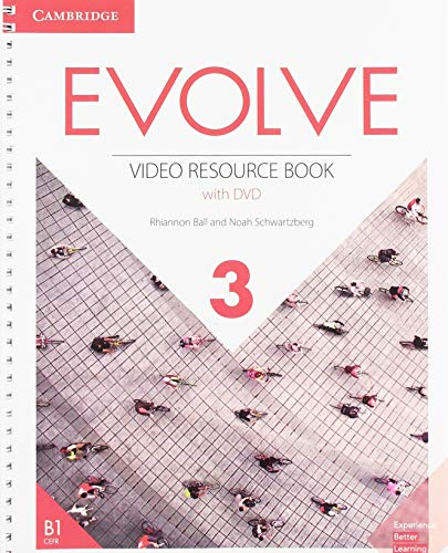 Evolve Level 3 Video Resource Book with DVD