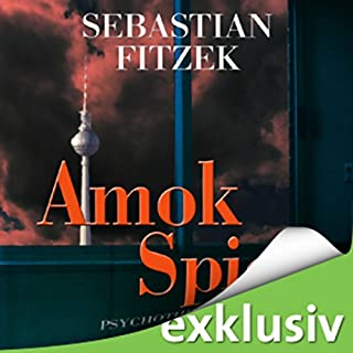Amokspiel cover art