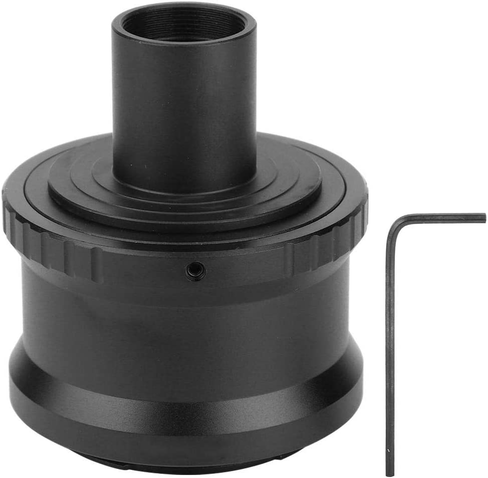 Oumij Microscope Adapter Ring T2-NEX OFFer T Ranking integrated 1st place to for Sony NEX
