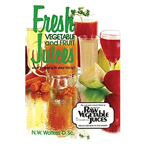 Fresh Vegetable and Fruit Juices |