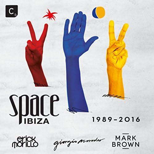 Erick Morillo, Giorgio Moroder & Mark Brown