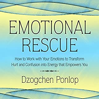 Emotional Rescue audiobook cover art