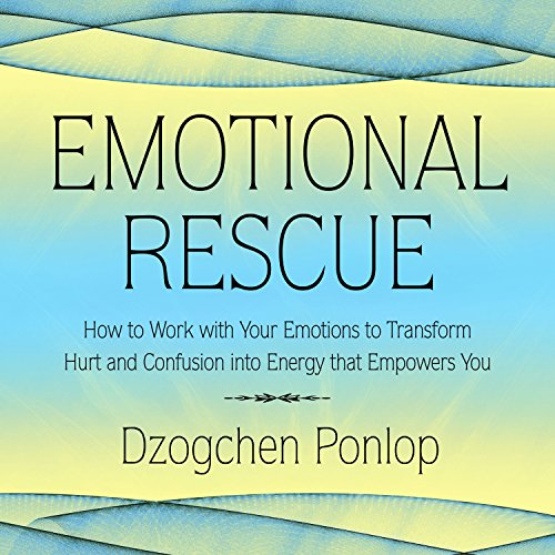 Emotional Rescue audiobook cover art