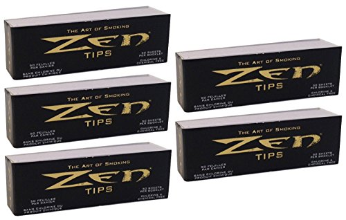 Zen Roll Your Own Cigarette Paper Filter Rolling Tips (5)
