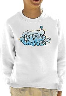 Star Wars Stormtrooper Graffiti Kid's Sweatshirt