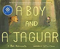 A Boy and a Jaguar by Alan Rabinowitz(2014-05-06)