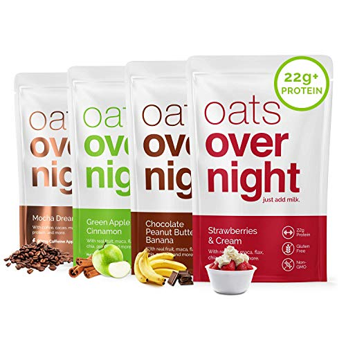 Top overnight oatmeal plain for 2020