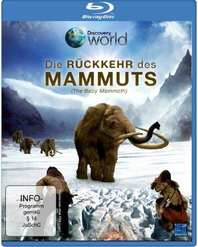 Die Rückkehr des Mammuts - Discovery World [Blu-ray]