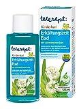 tetesept Kinderbad Erkältungszeit Bad – Wohltuender Badezusatz in der kalten Jahreszeit für Kinder ab 3 Jahren – mit 5 ätherischen Ölen - 1 x 125 ml