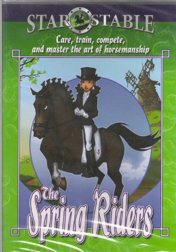 Star Stable the Spring Riders: Care, Train, Compete and Master the Art of Horsemanship Cd-Rom (Star Stable)