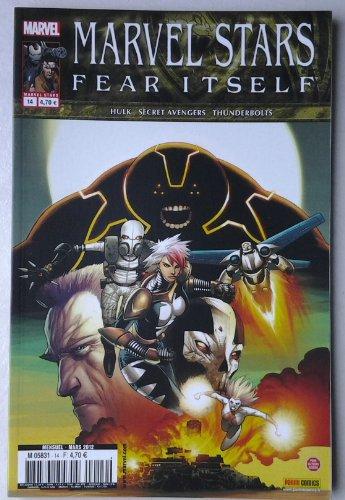 Marvel stars 14 (fear itself)