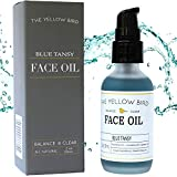 Best Skin Serums - Balancing Blue Tansy Face Oil – Skin Brightening Review