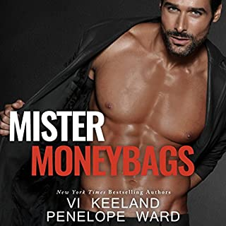 Mister Moneybags audiobook cover art