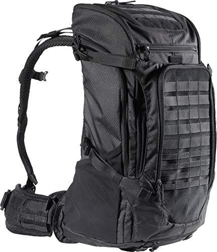 5.11 Tactical FTL56149 Cuchillo a Lama Fissa,Unisex - Adulto, Negro, un tamaño