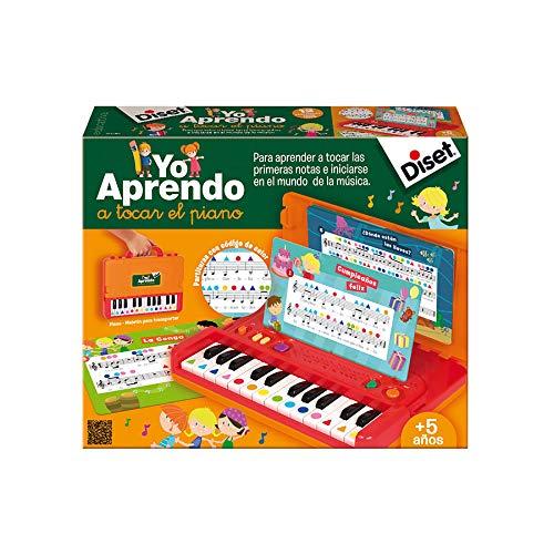 Diset - Yo aprendo a tocar el piano - Juguete educativo a pa