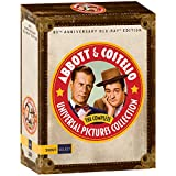 Abbott and Costello: The Complete Universal Pictures Collection (80th Anniversary Edition) [Blu-ray]
