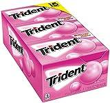 Trident Bubble Gum Sugar Free Gum 30/14 Piece Packs Total 420 Sticks