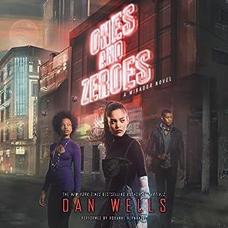 Ones and Zeroes audiobook cover art