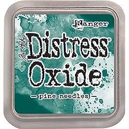 Ranger Tim Holtz Distress Oxides Ink Pad-Pine Needles