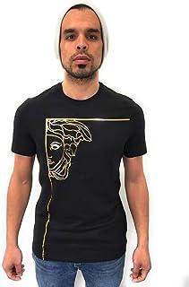 411d2a608f Amazon.it: versace uomo - T-shirt / T-shirt, polo e camicie ...