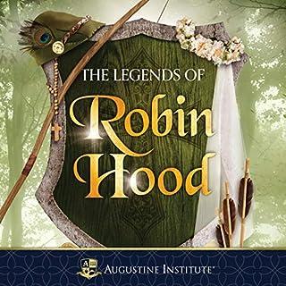 The Legends of Robin Hood audiobook cover art