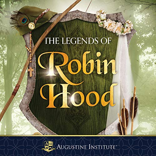 The Legends of Robin Hood audiobook cover art
