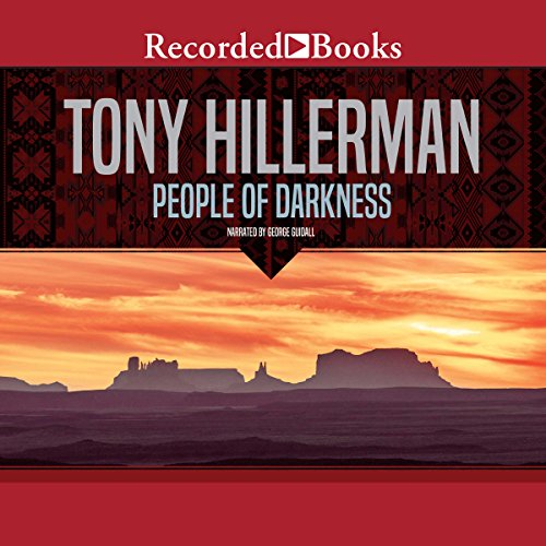 People of Darkness audiobook cover art