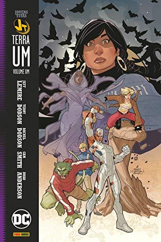 Jovens Titãs Terra Um Vol. 1: Volume 1