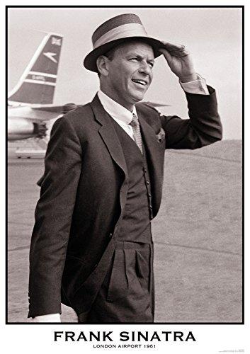 Frank Sinatra/Airport Poster Print (60.96 x 91.44 cm)
