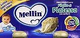 Mellin - Omogeneizzato, Filetto di Platessa - 160 grams