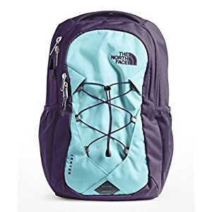 The North Face Women's Jester Backpack – Deep Blue & Galaxy Purple – OS