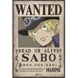 ABYstyle - One Piece - Poster - Wanted Sabo (52x35)