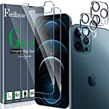 Ferilinso 2 Pack Screen Protector for iPhone...