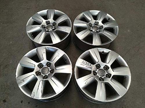 Llanta Jgo Aluminio Audi A6 Allroad Quattro (4fh) 8X17 5 TORN ET 38 (usado) (id:delcp4327954)