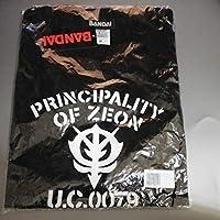 ガンダム ジオン軍 Tシャツ 黒 Mサイズ