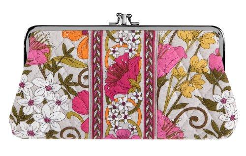 Vera Bradley Clutch Wallet in Tea Garden