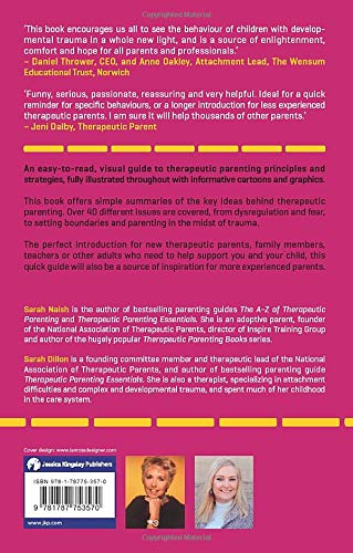 The Quick Guide to Therapeutic Parenting: A Visual Introduction (Therapeutic Parenting Books)