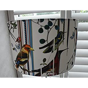 Christian Lacroix Birds Sinfonia Designers Guild Fabric Lampshade 30cm or 40cm