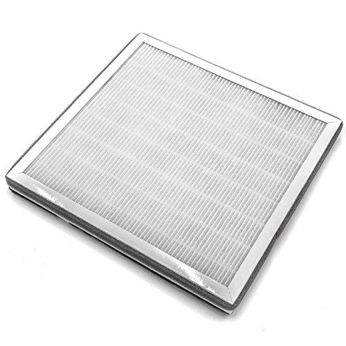 vhbw Filter Set Vorfilter, Aktivkohle, Hepa passend für Luftwäscher, Luftreiniger Beurer LR 200
