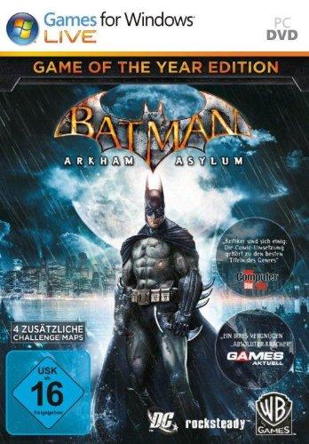 Batman: Arkham Asylum - Game of the Year Edition [Software Pyramide]
