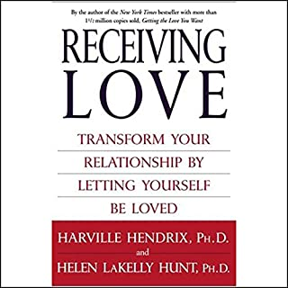 Receiving Love audiobook cover art