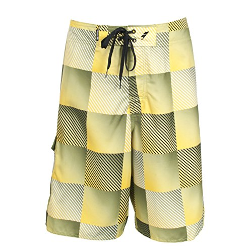 Trespass Herren Hirame Bade-Shorts (S) (Kaktus)