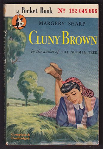Margery Sharp: Cluny Brown 1946 pb ed GGA