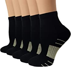 compression socks and shorts