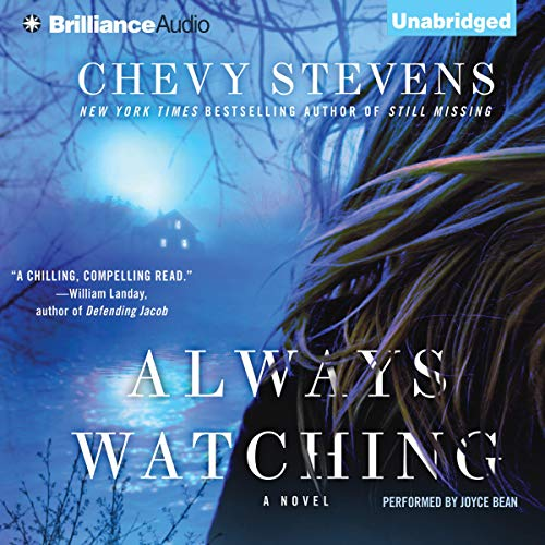 Always Watching Audiobook By Chevy Stevens cover art